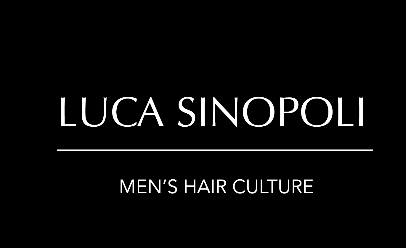 Luca Sinopoli men's hair culture